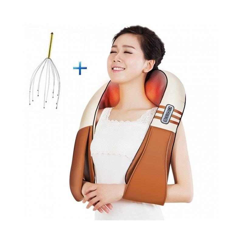 Массажер shiatsu для спины сексуальное белье для дома